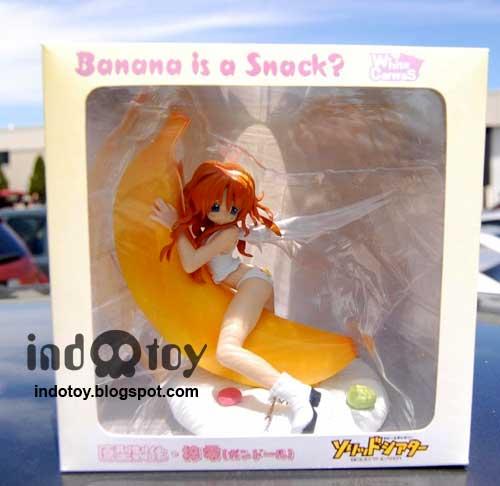 Jual Banana is Snack Action Figure