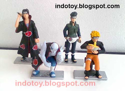 Jual Naruto 4.10 Action Figure