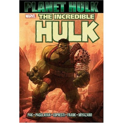 Planet Hulk Comic Komik
