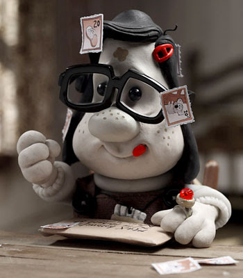 Mary And Max (2009) 1