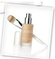 Free La Mer Treatment Fluid Foundation