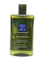 Free Kiss My Face Aromatherapeutic Anti-Stress Shower/Bath