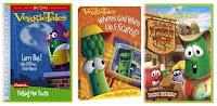 Free Veggie Tales DVD