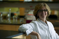 Teresa Woodruff, chief of fertility preservation at the Feinberg School