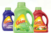 Free Gain Detergent with Febreze
