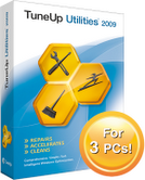 Tune Up Utilities 2009 Giveaway