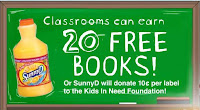 Free Books from SunnyD