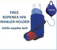Xopenex coupons discounts