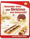 Free Sunbeam Christmas Recipe Booklet