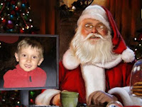 Free Personalized Message from Santa