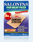 Free SalonPas Pain Relief Patch