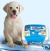 Free Cottonelle Fresh Wipes Tub with Hanger