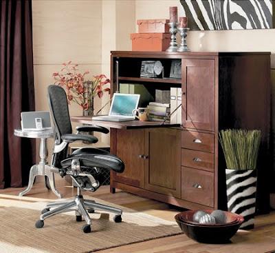 Office design ideas office interior design modern office for Cozy home office design ideas