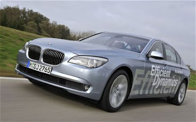 2011 BMW 7 Series - 750i ActiveHybrid Sedan