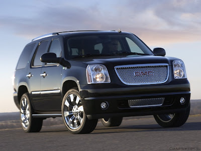 Hybrid cars - 2011 GMC Yukon Cars