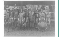 Dayak Salako di Pulau Kalimantan