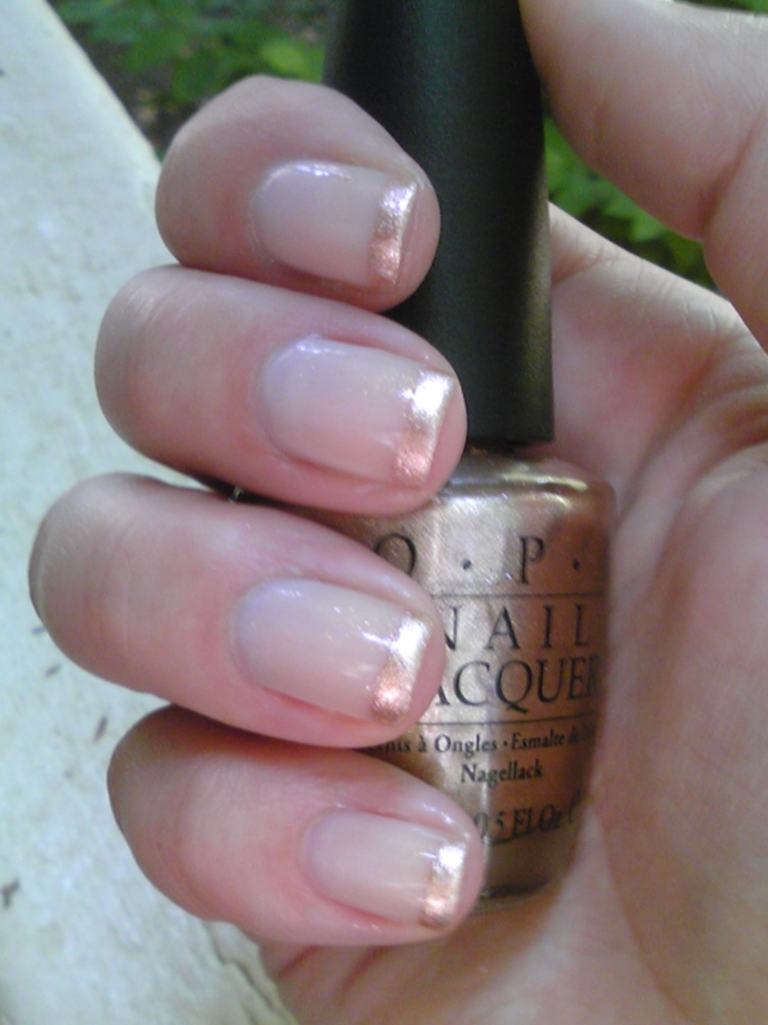 How to Do Metallic French Tips forecast