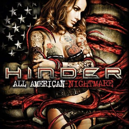 Hinder All American Nightmare. HINDER All American Nightmare