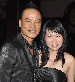 Simon Yam and I