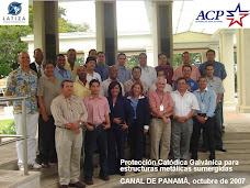 Panamá (Canal de Panamá, octubre, 2007)