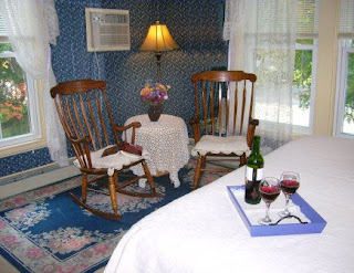 bed and breakfast wine