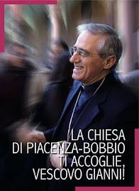 I DEVOTI DI SAN CORRADO vicini al nuovo Vescovo di Piacenza