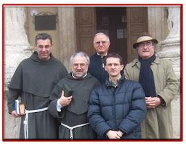 Davanti alla Chiesa della Minerva