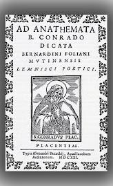 Incisione del 1621