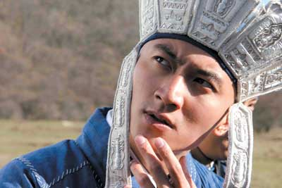 A Connection With Other Galaxies Even Before Star Wars Came Into Being Love Story That Is Out Of This World Tang Monk TRIPITAKA Nicholas Tse And His