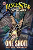 LANCE STAR: SKY RANGER COMIC BOOK