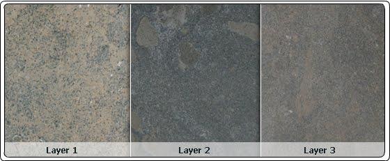 The Granite Gurus Slab Sunday Lagos Azul Limestone