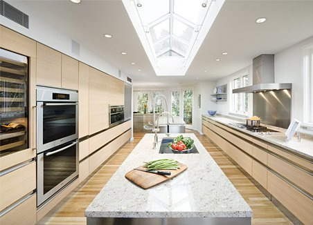 Alternates to White Marble in Kitchens