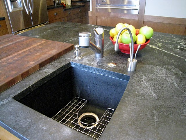 The Granite Gurus An Interview With A Soapstone Countertop Homeowner