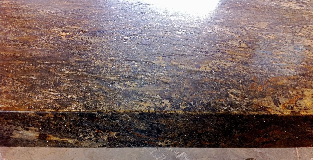 The Granite Gurus Kozmus Yes Its A Difficult Stone