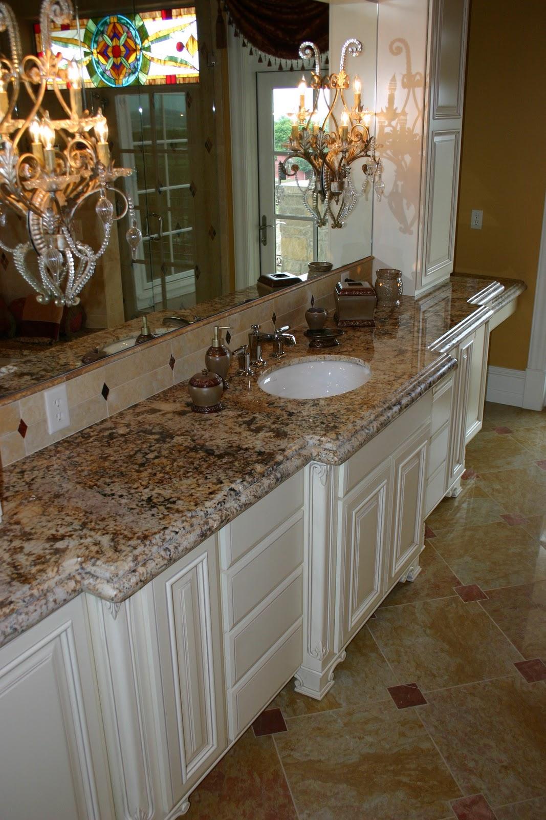 Alaska White Granite With White Cabinets Great Home Design