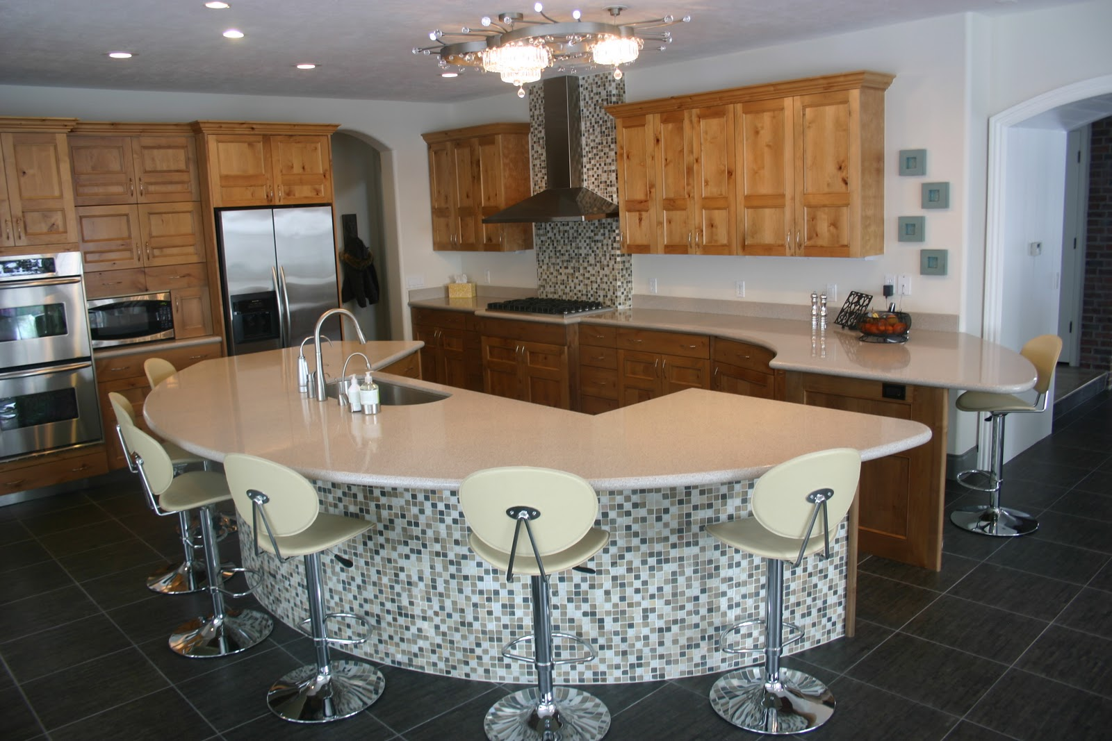 The Granite Gurus Silestone Kitchen Countertops