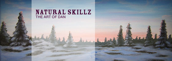 NATURAL SKILLZ - THE ART OF DAN