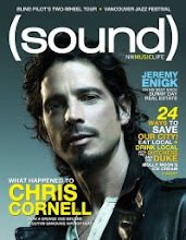As Featured in Sound Magazine
