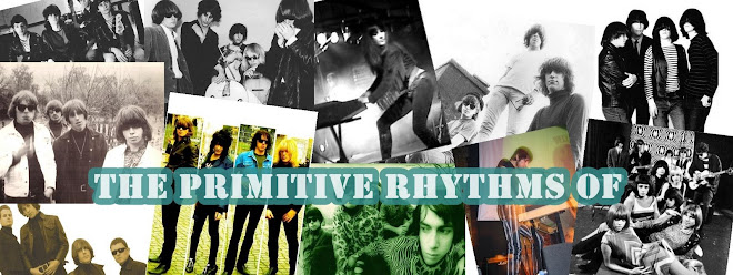 THE PRIMITIVE RHYTHMS OF