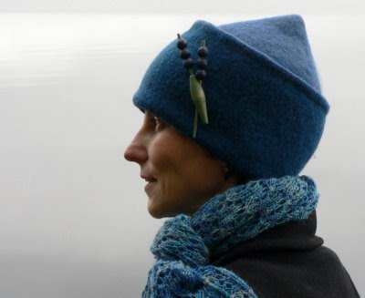 FELTED FREE HAT KNITTING PATTERN - VERY SIMPLE FREE KNITTING PATTERNS