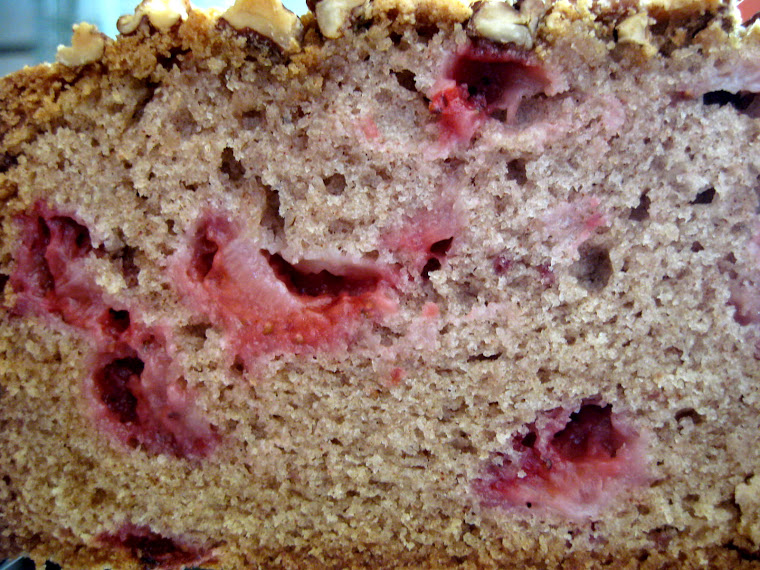 Sailors Strawberry Bread
