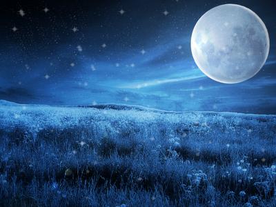 POEMAS SIDERALES ( Sol, Luna, Estrellas, Tierra, Naturaleza, Galaxias...) - Página 6 Luar+e+estrelas