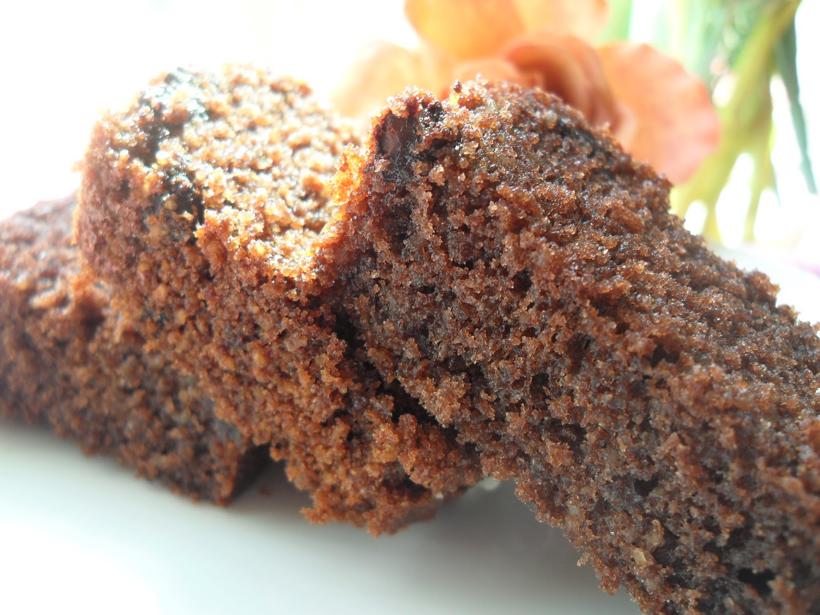 frozen wings: Double Chocolate Loaf Cake