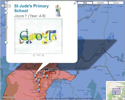 doodle4 google australia