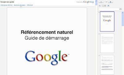 Lire des pdf directement dans Gmail ou Google Docs