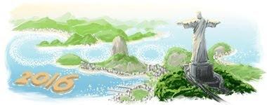 Jeux Olympiques 2016 à Rio de janeiro (Brésil)