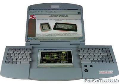 10 Laptop Keren dan Terunik di Dunia
