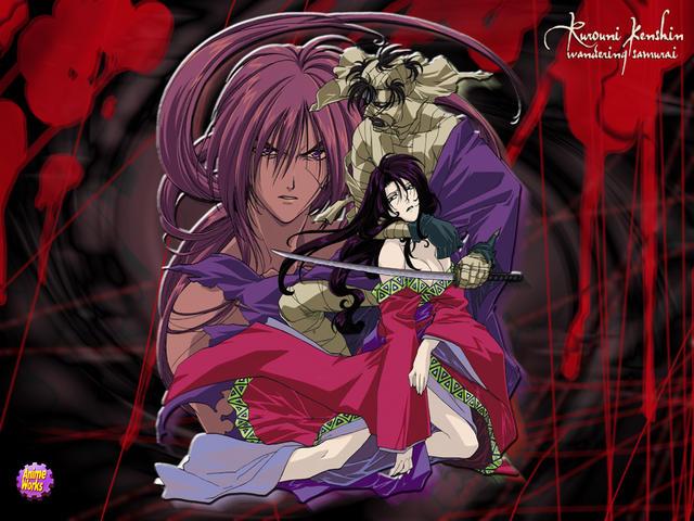 Samurai X: Shishio s faction - Images Gallery
