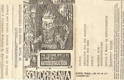 DESCARGA: Schizophrenia - The Future We'll Be Living in... Autodestruction (Bs. As. - 1991)