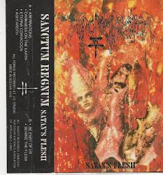"""DESCARGA: SANCTUM REGNUM """"SATAN´S FLESH"""" - BOLIVIA -1996 -"""